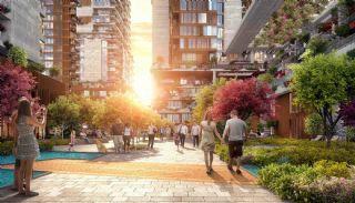 Spacious Flats with Garden Balconies in Ümraniye İstanbul, Istanbul / Umraniye - video
