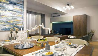 Spacious Flats with Garden Balconies in Ümraniye İstanbul, Interior Photos-10