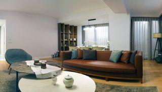 Spacious Flats with Garden Balconies in Ümraniye İstanbul, Interior Photos-11