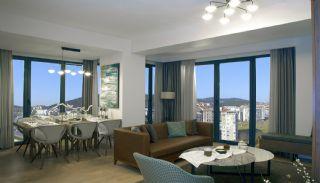 Spacious Flats with Garden Balconies in Ümraniye İstanbul, Interior Photos-14