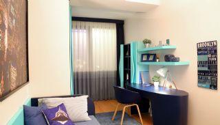 Spacious Flats with Garden Balconies in Ümraniye İstanbul, Interior Photos-16
