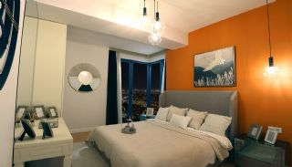 Spacious Flats with Garden Balconies in Ümraniye İstanbul, Interior Photos-20
