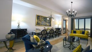 Spacious Flats with Garden Balconies in Ümraniye İstanbul, Interior Photos-3