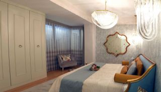 Spacious Flats with Garden Balconies in Ümraniye İstanbul, Interior Photos-5