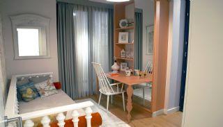 Spacious Flats with Garden Balconies in Ümraniye İstanbul, Interior Photos-7