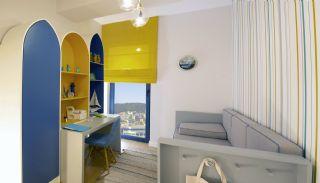 Spacious Flats with Garden Balconies in Ümraniye İstanbul, Interior Photos-8