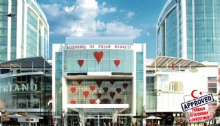 Магазины с Гарантией Дохода от Аренды в Стамбуле, Стамбул / Бейликдюзю