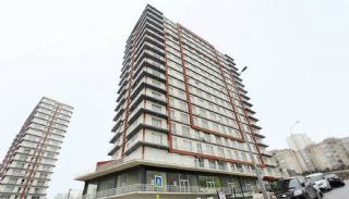 Magasins Commerciaux en Complexe Résidentiel à Istanbul, Istanbul / Esenyurt