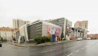 Commercial Properties in the New Center of Istanbul, Istanbul / Basaksehir
