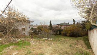 İstanbul'da Deniz Manzaralı Villa İnşaatına Uygun Arsa, İstanbul / Kartal