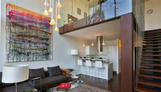 Luxury Apartments Suited for Home Office in Istanbul, Interior Photos-4
