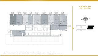 Luxueux Appartements Adaptés Pour Bureau à Domicile Istanbul, Projet Immobiliers-10