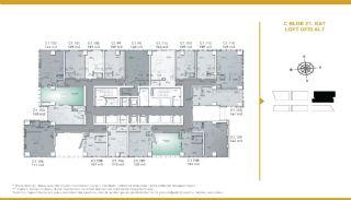 Luxueux Appartements Adaptés Pour Bureau à Domicile Istanbul, Projet Immobiliers-3