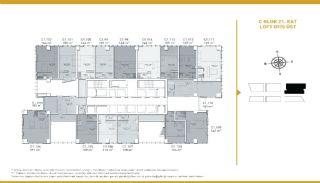 Luxueux Appartements Adaptés Pour Bureau à Domicile Istanbul, Projet Immobiliers-4