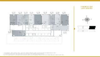 Luxueux Appartements Adaptés Pour Bureau à Domicile Istanbul, Projet Immobiliers-6