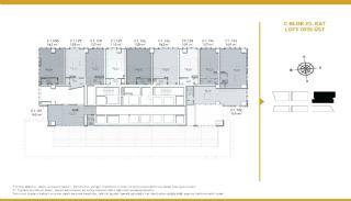 Luxueux Appartements Adaptés Pour Bureau à Domicile Istanbul, Projet Immobiliers-8