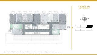 Luxueux Appartements Adaptés Pour Bureau à Domicile Istanbul, Projet Immobiliers-9