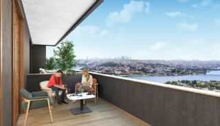 Low-Rise Apartments with Golden Horn View in Eyüp İstanbul, Istanbul / Eyup - video