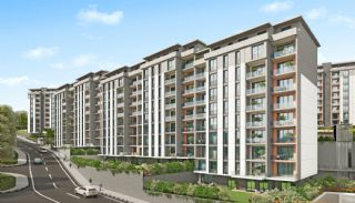 Low-Rise Apartments with Golden Horn View in Eyüp İstanbul, Istanbul / Eyup