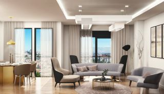 Low-Rise Apartments with Golden Horn View in Eyüp İstanbul, Interior Photos-2