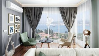 Mesmerizing Bosphorus View Real Estate in Uskudar Istanbul, Interior Photos-2