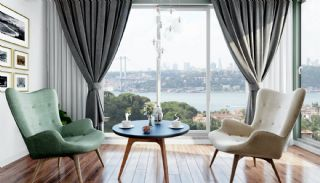 Mesmerizing Bosphorus View Real Estate in Uskudar Istanbul, Interior Photos-3