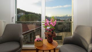 Mesmerizing Bosphorus View Real Estate in Uskudar Istanbul, Interior Photos-7