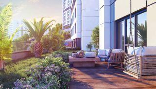 Stadszicht Appartementen met Investeringsmogelijkheden in Eyup, Istanbul / Eyup