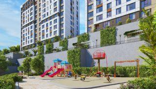 Stadszicht Appartementen met Investeringsmogelijkheden in Eyup, Istanbul / Eyup - video