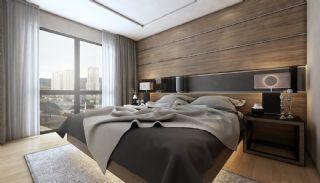Stadszicht Appartementen met Investeringsmogelijkheden in Eyup, Interieur Foto-3