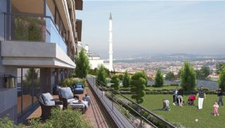 Uskudar Apartments with Bosphorus and Maiden's Tower Views, Istanbul / Uskudar - video