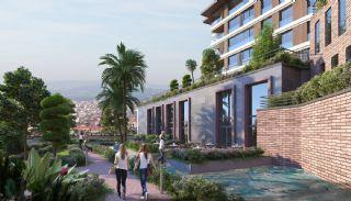 Uskudar lägenheter med utsikt över Bosporen, Istanbul / Uskudar - video