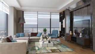 Uskudar Apartments with Bosphorus and Maiden's Tower Views, Interior Photos-1