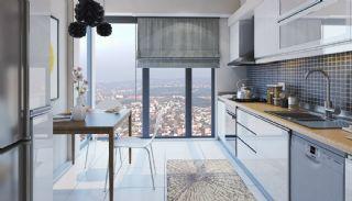 Uskudar lägenheter med utsikt över Bosporen, Interiör bilder-3