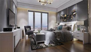 Uskudar lägenheter med utsikt över Bosporen, Interiör bilder-5