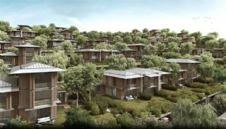 Luxurious Villas Intertwined with Nature in Beykoz Riva, Istanbul / Beykoz - video