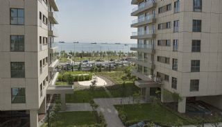 Key Ready Real Estate with Sea View in Bakırköy Istanbul, Istanbul / Bakirkoy - video