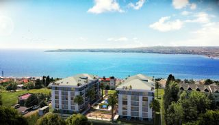 Investment Flats Close to the Seashore in İstanbul, Istanbul / Buyukcekmece - video