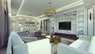Investment Flats Close to the Seashore in İstanbul, Interior Photos-1