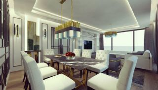 Investment Flats Close to the Seashore in İstanbul, Interior Photos-2