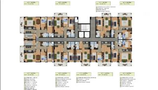 Investment Flats Close to the Seashore in İstanbul, Property Plans-21