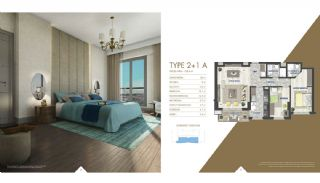 Mesmerizing Sea & Island View Apartments in Kartal Istanbul, Property Plans-1