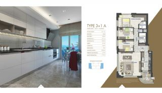 Mesmerizing Sea & Island View Apartments in Kartal Istanbul, Property Plans-2
