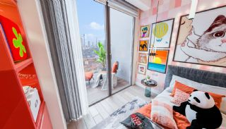 Investment Opportunity Flats Close to Metro in Istanbul, Interior Photos-12