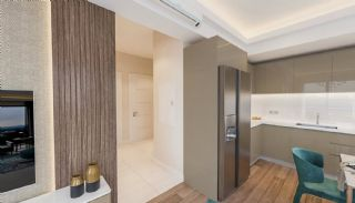 Investment Opportunity Flats Close to Metro in Istanbul, Interior Photos-4