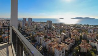 Sea and Island View Flats Close to All Amenities in Istanbul, Istanbul / Kartal - video