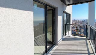 Sea and Island View Flats Close to All Amenities in Istanbul, Interior Photos-21