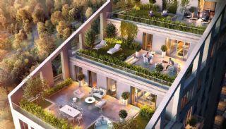Appartementen in een gezinsvriendelijk complex in Maltepe, Istanbul / Maltepe - video