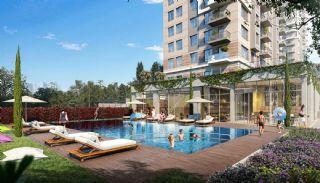 Appartementen in een gezinsvriendelijk complex in Maltepe, Istanbul / Maltepe