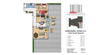 Investment Property with Rich Complex Features in Istanbul, Property Plans-6